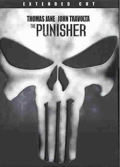 PUNISHER BY JANE,THOMAS (DVD)