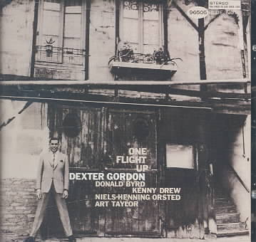 ONE FLIGHT UP BY GORDON,DEXTER (CD)