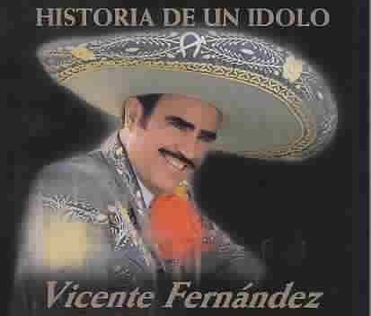 HISTORIA DE UN IDOLO BY FERNANDEZ,VICENTE (CD)